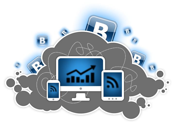 Сайты для продвижения групп в контакте как сделать макет адаптивного сайта